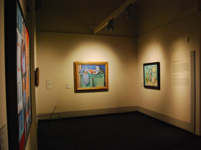 Allestimento Mostra Matisse Torino thumb