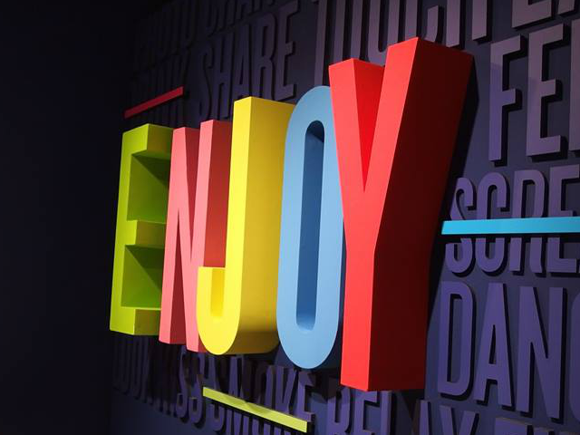 enjoy exhibition museum