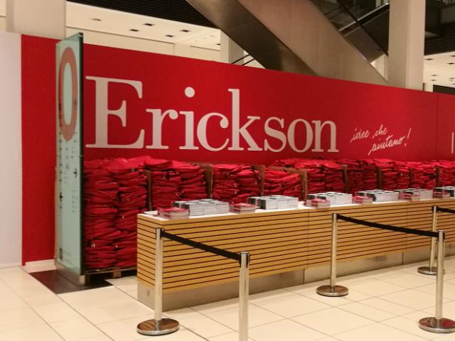 erickson convention